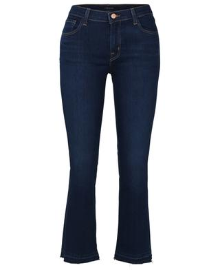 Selena Mid-Rise Moro cropped bootcut jeans J BRAND