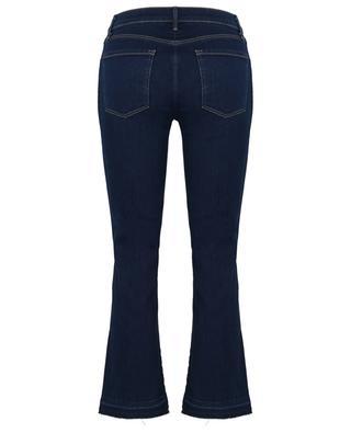 Verkürzte Bootcut-Jeans Selena Mid-Rise Moro J BRAND