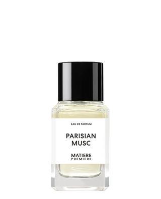 Eau de Parfum Parisian Musc - 100 ml MATIERE PREMIERE