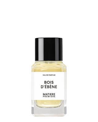 Eau de Parfum Bois d'Ébène - 100 ml MATIERE PREMIERE