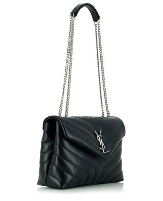Sac à main matelassé en cuir de veau Loulou Small SAINT LAURENT PARIS