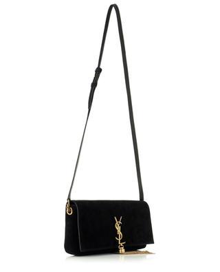 Kate 99 suede bag with tassel SAINT LAURENT PARIS
