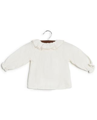 Solane crinkled cotton blouse BONTON