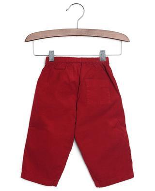 Pantalon en velours finement côtelé Futur BONTON
