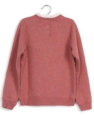Tilia lace embellished sweatshirt BONTON