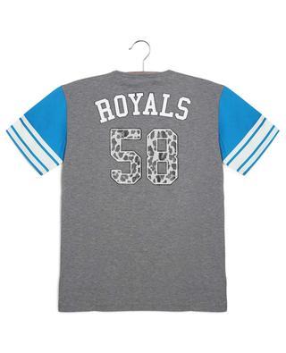 Oversize-T-Shirt mit Print Jungle Sport DOLCE & GABBANA