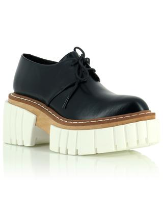 Emilie notched derby shoes STELLA MCCARTNEY