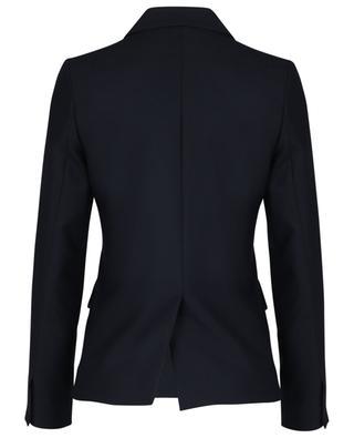 Blazer en sergé de laine Shrunken Tailored Jacket VICTORIA VICTORIA BECKHAM