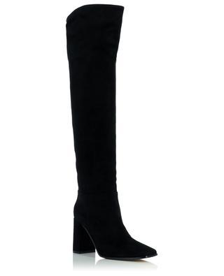 Overknee-Stiefel aus Wildleder Hynde GIANVITO ROSSI