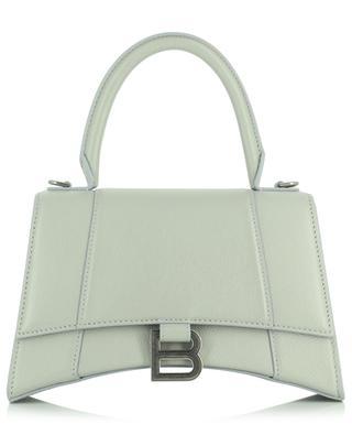 Hourglass leather handbag BALENCIAGA