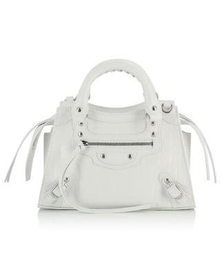Neo Classic City Mini croc embossed leather handbag BALENCIAGA