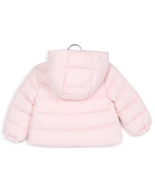 Nana ruffled hooded down jacket MONCLER