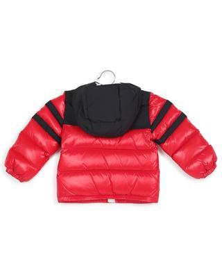 Elm bi-colour hooded down jacket MONCLER