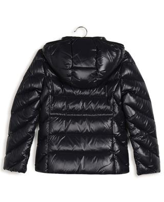 Brouel cinched hooded down jacket MONCLER