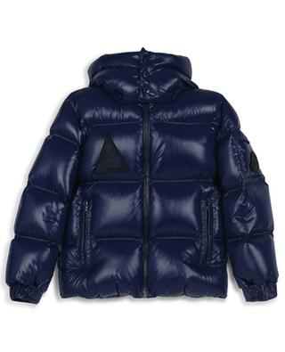 Ecrins removable hood down jacket MONCLER