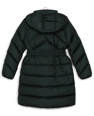 Agot slim-fitted mid-length down jacket MONCLER