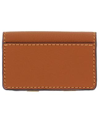 Marcie compact grained leather wallet CHLOE