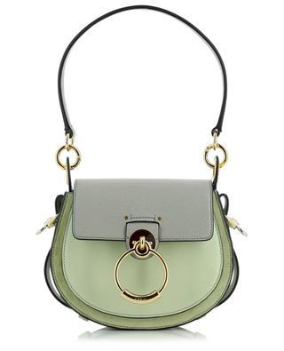 Tess Small bicolour leather shoulder bag CHLOE