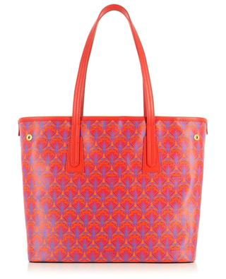 Iphis Little Marlborough coated printed tote bat in canvas LIBERTY LONDON