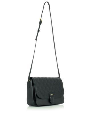 Portland Iphis Embossed leather shoulder bag LIBERTY LONDON