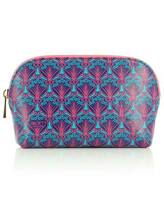 Trousse de maquillage en toile imprimée Iphis LIBERTY LONDON