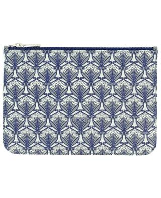 Iphis printed canvas pouch LIBERTY LONDON
