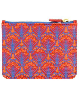Portemonnaie zippé en toile imprimé Iphis LIBERTY LONDON