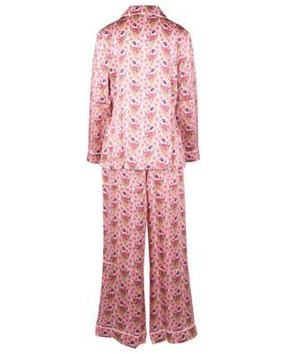 Set de pyjama en soie charmeuse imprimée Sweet Thing LIBERTY LONDON