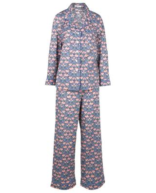 Alicia Tana Lawn floral cotton pyjama set LIBERTY LONDON