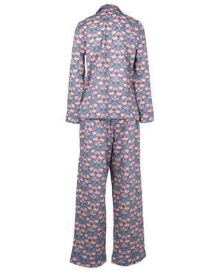Ensemble de pyjama en coton fleuri Alicia Tana Lawn LIBERTY LONDON