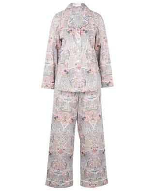 Pyjamaset aus geblümter Baumwolle Seraphina Tana Lawn LIBERTY LONDON