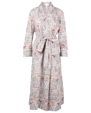 Seraphina Tana Lawn floral cotton robe LIBERTY LONDON