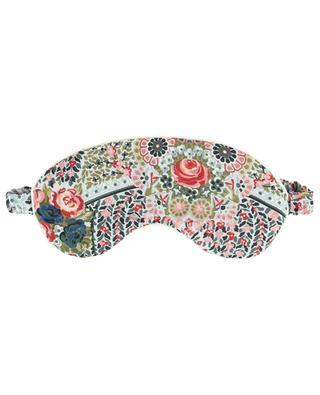 Masque de voyage en coton imprimé Seraphina LIBERTY LONDON