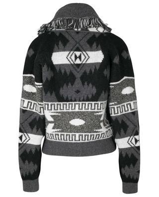 Interstellar cashmere and wool cardigan ALANUI