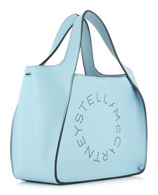 STELLA LOGO tote spirit faux leather shoulder bag STELLA MCCARTNEY