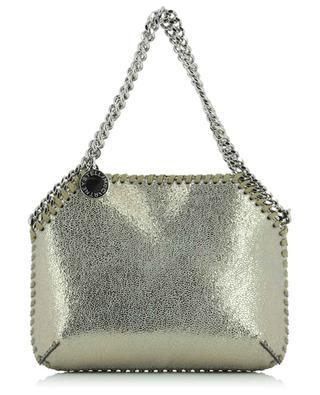 Mini-Handtasche aus Kunstwildleder Falabella STELLA MCCARTNEY
