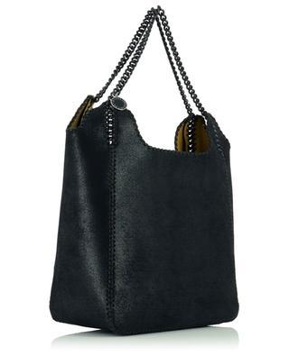 Falabella faux suede micro shoulder bag STELLA MCCARTNEY
