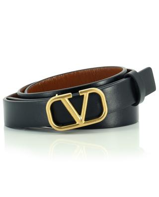 VLogo reversible thin belt VALENTINO