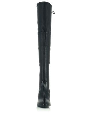 Zuzanna 80 stretch nappa boots STUART WEITZMAN
