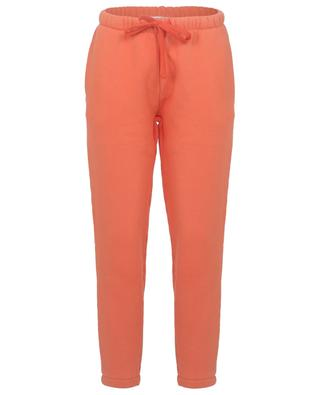 Ibowie cotton joggers with wide legs AMERICAN VINTAGE