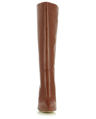 Parton 105 heeled smooth leather boots STUART WEITZMAN