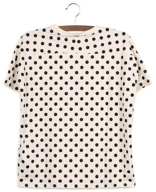 Gucci Vintage short-sleeved polka dot T-shirt GUCCI