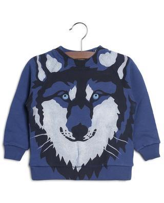 Wolf print sweatshirt GUCCI