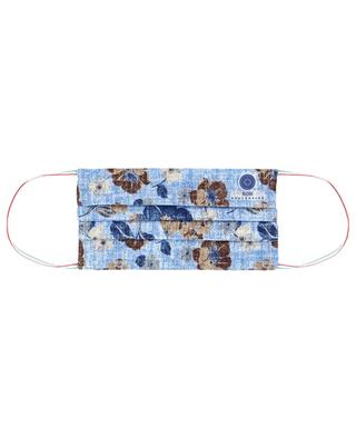 Surgical face mask in floral cotton ROSI COLLECTION