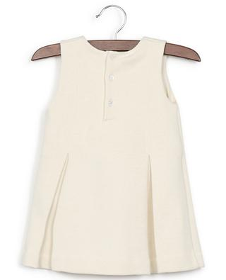 Cotton dress with Gucci Tennis embroidery GUCCI