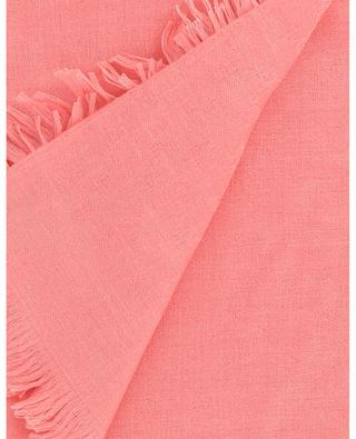 GG Jacquard Olina square wool and silk shawl GUCCI