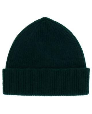 Mütze aus Angora- und Wollmischgarn LE BONNET