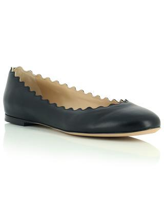 Lauren leather ballet flats CHLOE