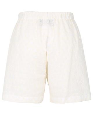 Cotton-blend monogram shorts GUCCI