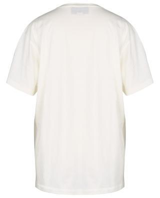 T-Shirt aus Baumwolle mit Teddybär-Motiv GUCCI